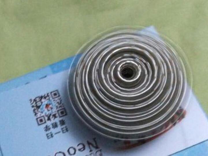 魔力磁球巴克球巴基球磁铁球磁力珠球磁珠魔方创意生日礼物送61六一儿童节小礼品减压解压玩具孩子学生 5mm圆形(珍珠白)(多送8颗) 晒单图