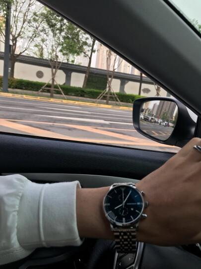阿玛尼(ARMANI)手表男士手表情侣手表时尚商务休闲非机械表多功能男表 AR5919 晒单图