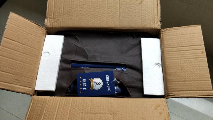 【防刮型】吉鲁宾528拉杆箱 旅行箱行李箱男士女士登机箱20/24/26/29英寸箱包万向轮 天空蓝 24英寸3-7天常用 晒单图