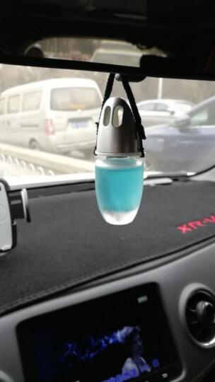 快美特(CARMATE)<自然> 汽车用车载挂式香水香薰 装饰用品挂件挂饰摆件CFR718 海洋味 蓝色 晒单图