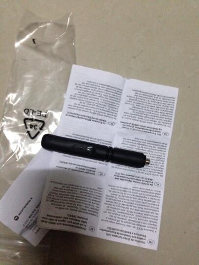 摩托罗拉(Motorola) PMNN4466通用摩托罗拉 P8200 P8608对讲机防爆电池 XIR P8668 GP328D 天线 晒单图