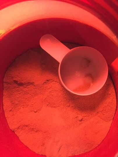 【康比特专卖店】康比特肌刻系列 增肌粉健肌粉 增重健身乳清蛋白粉 傲铁增肌粉三磅 晒单图