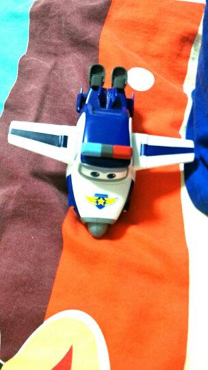 奥迪双钻(AULDEY)超级飞侠 儿童玩具男孩益智变形机器人-包警长 710250 晒单图