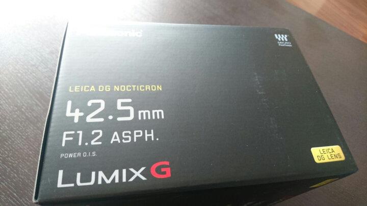 松下(Panasonic)42.5mm (35mm相机等效:85mm) F1.2 中焦定焦镜头 (H-NS043) 人像 晒单图