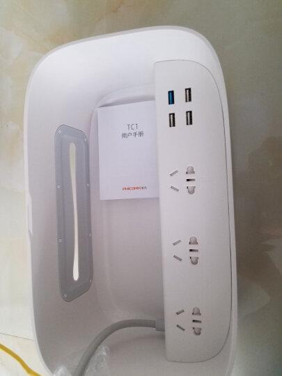 斐讯 TC1 智能插座 多功能 WIFI远程控制 USB充电 快充功能 电量统计 收纳功能 安全防护 阻燃外壳 新国标 晒单图