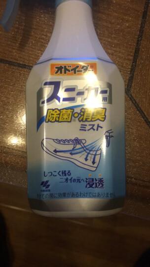 小林制药(KOBAYASHI)鞋袜 除臭 喷雾剂 250ml(日本原装进口) 晒单图