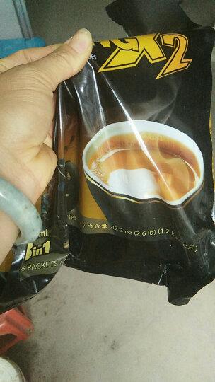 越南进口 中原G7三合一浓醇咖啡1200g(25克*48包) 晒单图