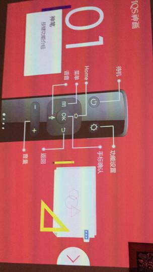 神画(PIQS) TT-P投影仪高清商务办公家用便携式家用家庭投影机便携WiFi无线投影 白墙秒变万元电子白板 TT-P商务助手+支架 晒单图