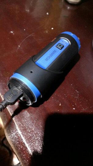 雄迈(XM) 勇士自行车户外摩托车骑行运动相机全彩夜视记录仪 wifi智能防水摄像机 星光夜视版32G(送骑行套装) 晒单图