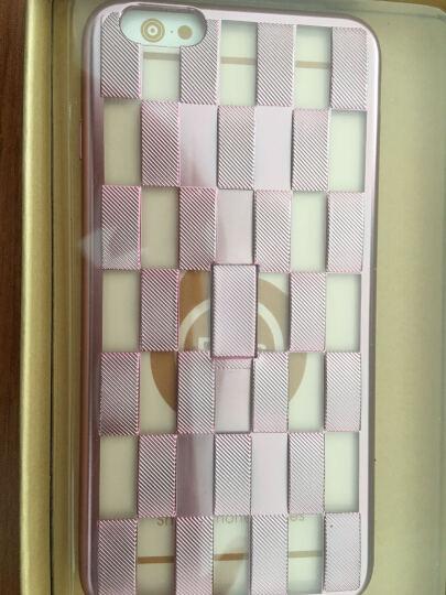 哈马 苹果6s积木手机壳保护套全包防摔硬壳创意DIY定制适用于iPhone 6/6Plus 4.7英寸积木硬壳-黑底圣诞老人 晒单图