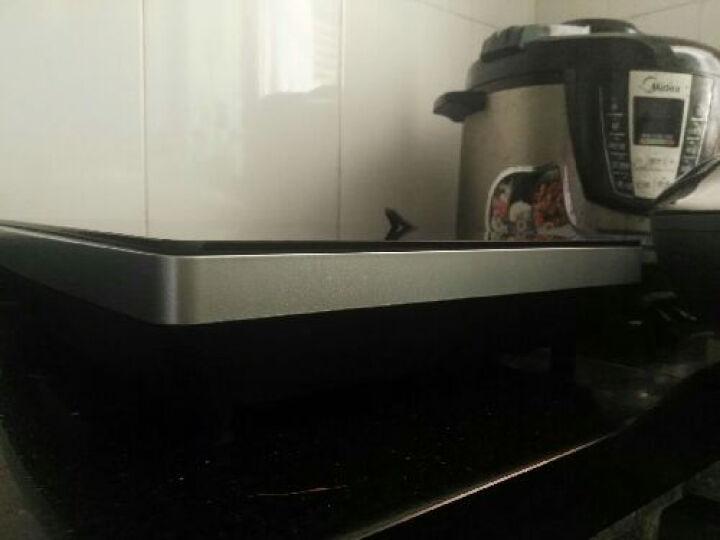 台湾客来美(Climax)CA-654A电陶炉家用茶炉电磁炉光波炉电池炉台式火锅 黑色 晒单图
