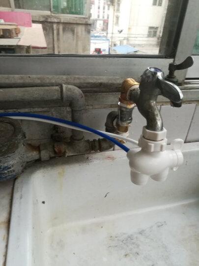 乐宸 LC-4净水器家用直饮机5级超滤净水机自来水过滤器水龙头滤水器 晒单图