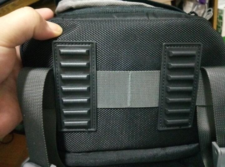 安诺格尔(ainogirl) 摄影包单肩斜跨单反相机包 适用佳能尼康单反微单 A1362 经典黑二代-大号 晒单图