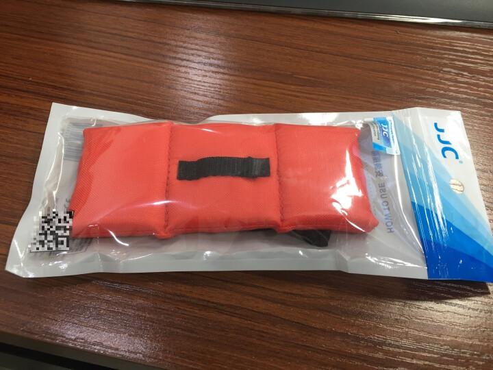 JJC ST-6R 红色浮潜潜水手腕带 相机手绳水下拍摄必备 漂浮手带 腕绳背带 晒单图