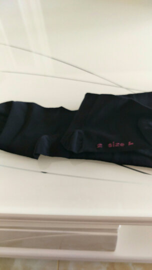 medi德国迈迪原装进口一级低压防护静脉曲张弹力袜循序减压美腿瘦腿袜MJ-1系 一级压力黑色 L 晒单图