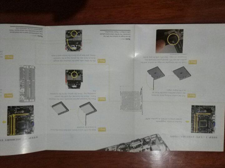 映泰(BIOSTAR) A88MQ 主板(AMD A88X /Socket FM2+) 晒单图
