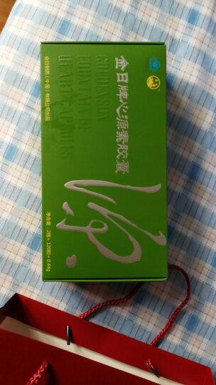 金日 金日牌心源素胶囊0.44g/粒*90粒/瓶*3瓶 耐缺氧 延缓衰老 人参皂甙 绿色 晒单图