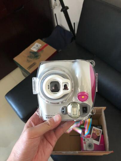 富士(checky)拍立得MINI7S 一次成像相机 实用配件礼包 晒单图