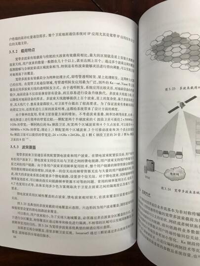 宽带卫星通信技术 现代电信网络技术 晒单图