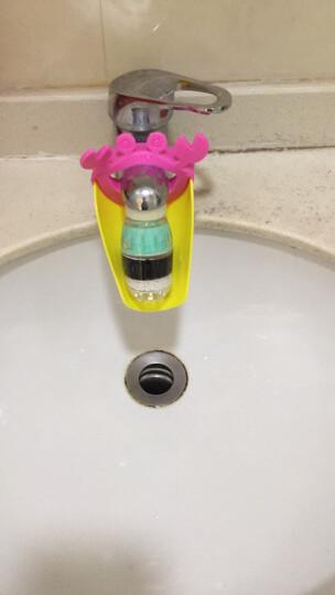 运智贝 婴儿童水龙头延伸器幼儿宝宝洗手龙头导水槽洗手延长器用品 螃蟹玫红款随机色 晒单图