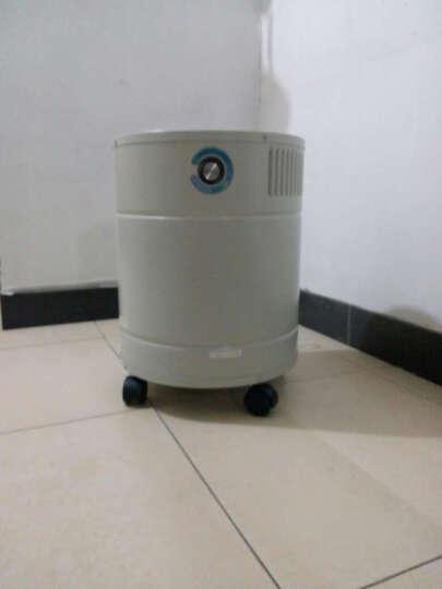 AllerAir欧乐加拿大进口空气净化器家用 除甲醛PM2.5雾霾客厅办公室会议室实验室5000 V 空气净化器 砂岩色 晒单图