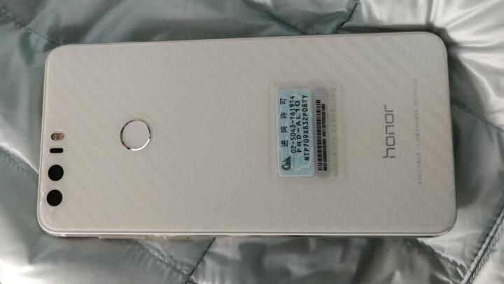 荣耀8 4GB+64GB 全网通4G手机 珠光白 晒单图
