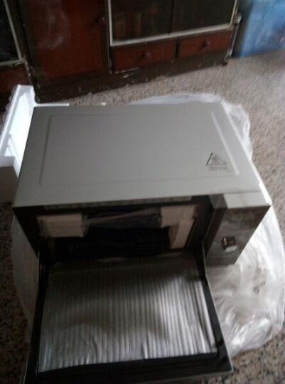 松下(Panasonic)微波炉 变频加热 烧烤 银色NN-DS591MXPE 27L 晒单图