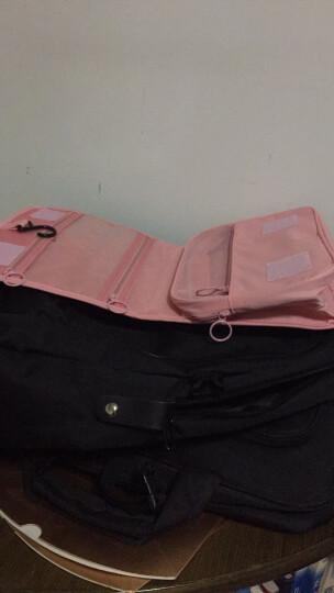 意酷出差洗漱包男女士化妆包收纳包手提大容量便携旅行套装 仙人掌色 晒单图