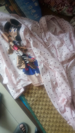 童装女童睡衣套装儿童内衣套装小女孩家居服春装宝宝儿童睡衣女童内衣4-5-6-7-8-12岁 粉色短发女孩 160码建议身高150cm左右 晒单图