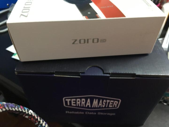 铁威马(TerraMaster)F2-420 Intel四核4G内存 双网口 双盘NAS网络存储 私有云存储服务器 晒单图