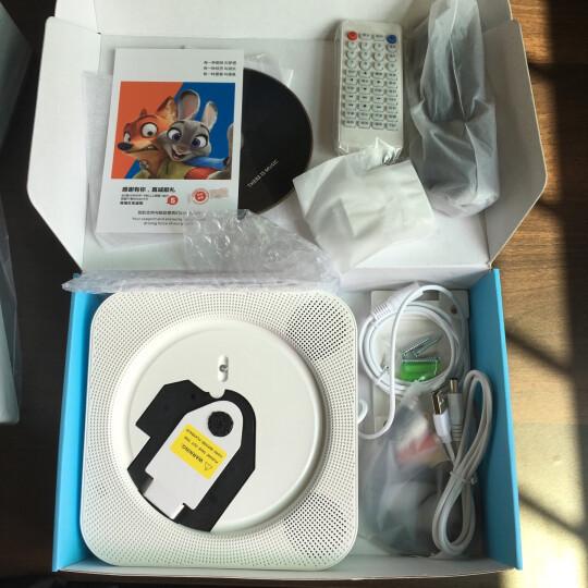 麦丝玛拉(MAISIMALA) 蓝牙DVD播放机HDMI巧虎胎教英语学习影碟播放机CD机DVD播放器 DVD/CD/mp3+蓝牙+电视+塑料桌架 晒单图