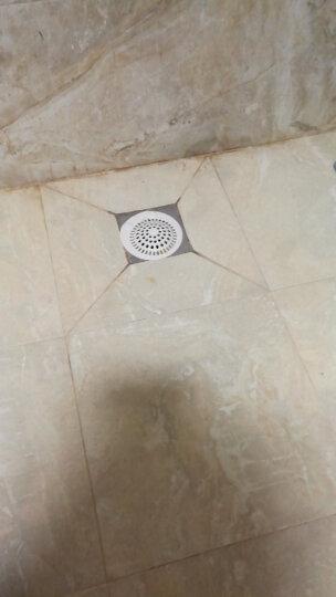 NISHIKI 日本带吸盘过滤网地漏盖浴室水槽排水口过滤器 S小号 晒单图