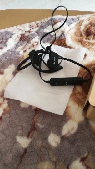 戴为 无线蓝牙耳机双耳运动跑步长待机 通用 酷黑色 华为荣耀畅玩7/7x/7a/7c/6a/6x/8c 晒单图