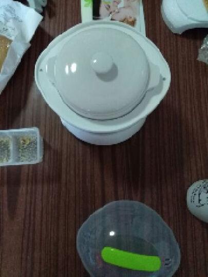 GL格朗 微电脑隔水陶瓷电炖锅/电炖盅/营养煲尚品YY-7(0.7升)煮粥炖汤锅 晒单图