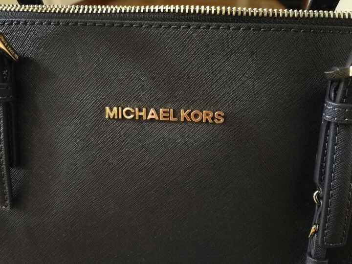 MICHAEL KORS 迈克·科尔斯 MK 女款芭比粉牛皮手提单肩包 30F2GTTT8L BLOSSOM 晒单图