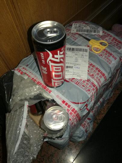 可口可乐 Coca-Cola 碳酸饮料 零度可乐330ml*24罐/箱 晒单图