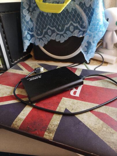 奥睿科(ORICO)3.5英寸硬盘收纳保护箱专业三防硬盘保护盒硬盘安全箱 黑色PHF-35 晒单图
