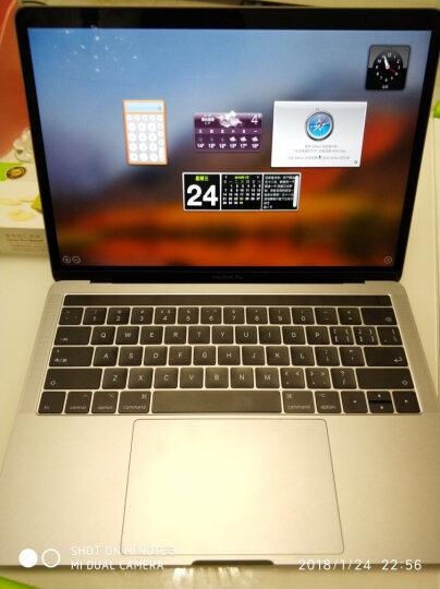 Apple MacBook Pro 13.3英寸笔记本电脑 银色(2017款Core i5处理器/8GB内存/256GB硬盘 MPXU2CH/A) 晒单图