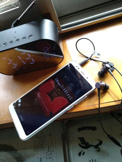 小米 红米5 Plus 移动4G+全网通版 4GB+64GB 金色 移动联通电信4G手机 双卡双待 晒单图