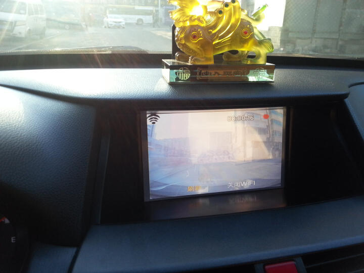 隐藏式行车记录仪专车专用OBD取电 高清夜视 前后双录1080P 远程监控 行车轨迹 无线测速电子狗 比亚迪S6/S7/F0/F3/G5/G6/M6专用 【套餐七】双镜头电子狗+无卡 晒单图
