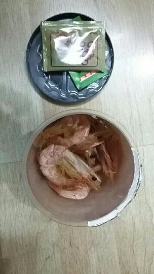 虾先生 虾干风味海鲜美食烤虾干海鲜干货即食手信装 即食风味中虾干礼盒6罐装 300g 晒单图