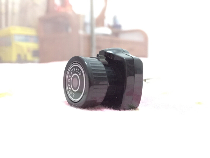 高清微型摄像机 迷你照相机DV机录音笔无线min监控摄像头 录音录相机航拍摄像头 1080P官方标配+高速16G卡 晒单图