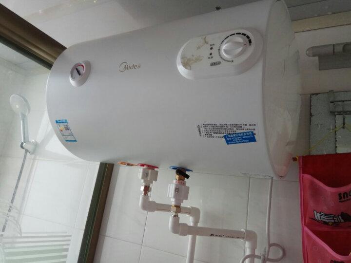 美的(Midea) 40升经济适用  8年质保 电热水器 F40-15A3(HI)/50升/60升 晒单图