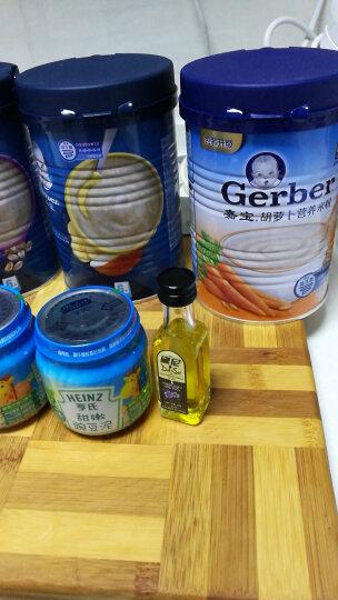 嘉宝(Gerber ) 婴幼儿米粉 宝宝辅食 有机原味营养米粉一段(辅食添加初期)- 加量装225g 晒单图