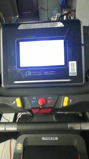 亿健(YIJIAN)跑步机 家用静音折叠健身器材 【欧盟认证】8008A/S 7吋蓝屏多功能【日日顺配送】 上楼包安装 晒单图