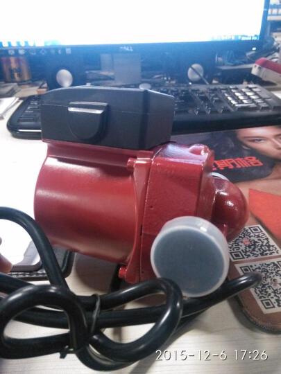 格威特温控UPS地暖循环泵 暖气热水加压泵 静音 屏蔽泵 热水循环管道水泵 格威特280W智能温控泵 晒单图