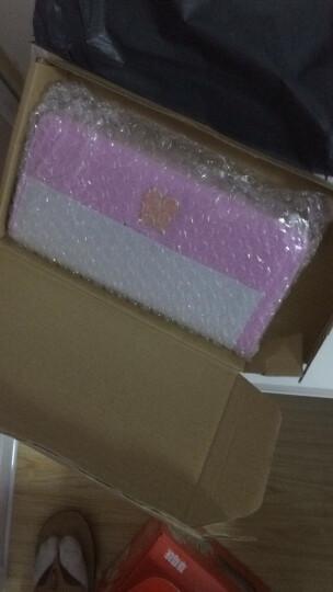 钱包女长款拉链钱夹多功能日韩学生多卡位卡包手拿包大容量手机包 B-253【紫色】 晒单图