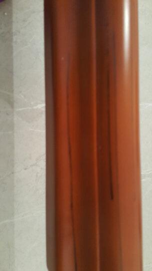 宜捷家居 美式乡村衣柜 地中海实木衣柜 欧式田园大衣橱 YF-901 四门衣柜 晒单图