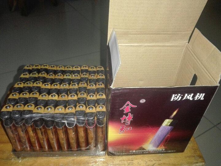 SDIN 一次性打火机防风 50支创意防风打火机批发塑料广告打火机点烟打火机 美女款50支 晒单图