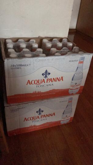 普娜Acqua Panna天然矿泉水整箱 意大利进口弱碱性水瓶装水饮用水纯净水 500ml*24瓶整箱【塑料瓶】 晒单图